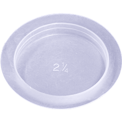Caps OD 18,5 mm - C 32 - Natural