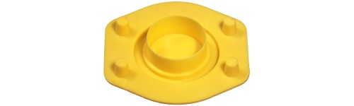 SAE hexagonal flange protector for ring
