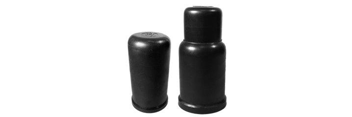 Cache-écrou et Cache boulon + vis et rondelle