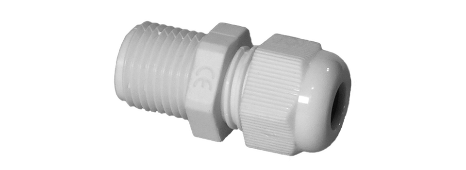 Cable gland from Plastem