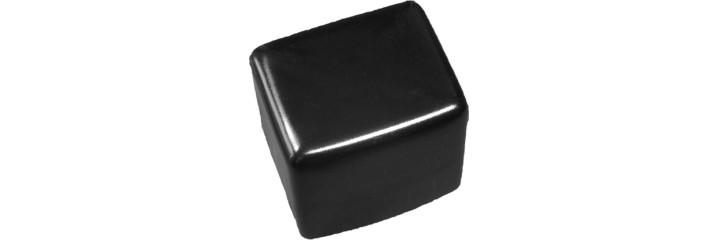 Embout recouvrant rectangle PE – Hauteur standard
