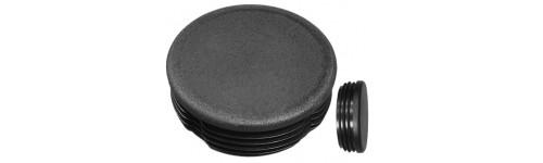 Round tube insert - Flat