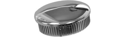 Chromium round tube insert ROCP