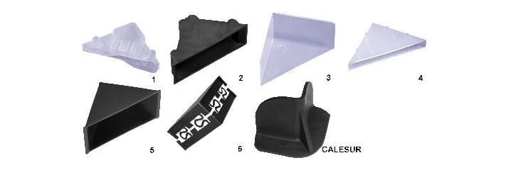 Corner Pvc Protcror : Plastem corner and edge protection bouchon