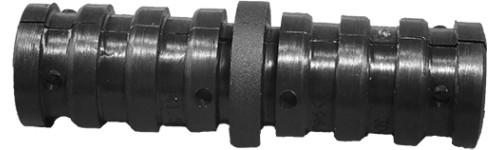 Multi-way round tube connectors RAC RO